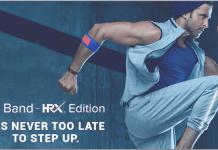 Xiaomi Mi Band HRX