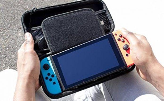 accesorios nintendo switch 2017
