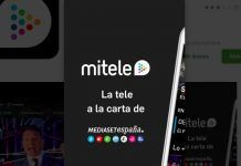 activar mitele en smart tv samsung