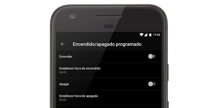 alarma no suena con móvil apagado Android