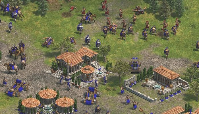 alternativas a Age of Empires
