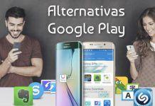 Las 3 mejores alternativas a Play Store 2017