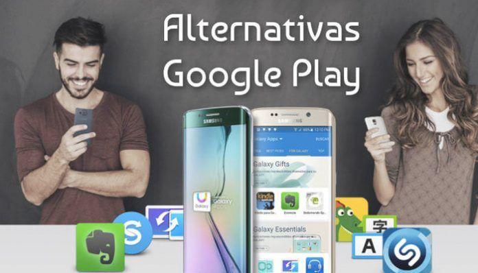Las 3 mejores alternativas a Play Store 2018
