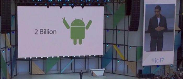 android 2 billones usuarios