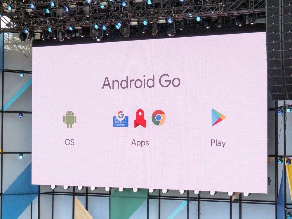 Todas las aplicaciones Android Go