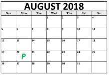 android p lanzamiento agosto