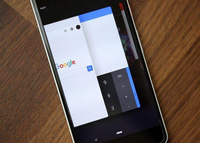 Cómo será la multitarea en Android P