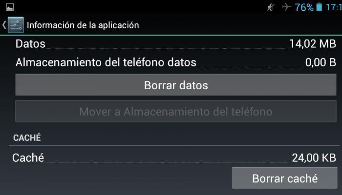 Solución: La aplicación se ha detenido en Android