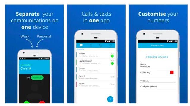 app crear numeros virtuales whatsapp