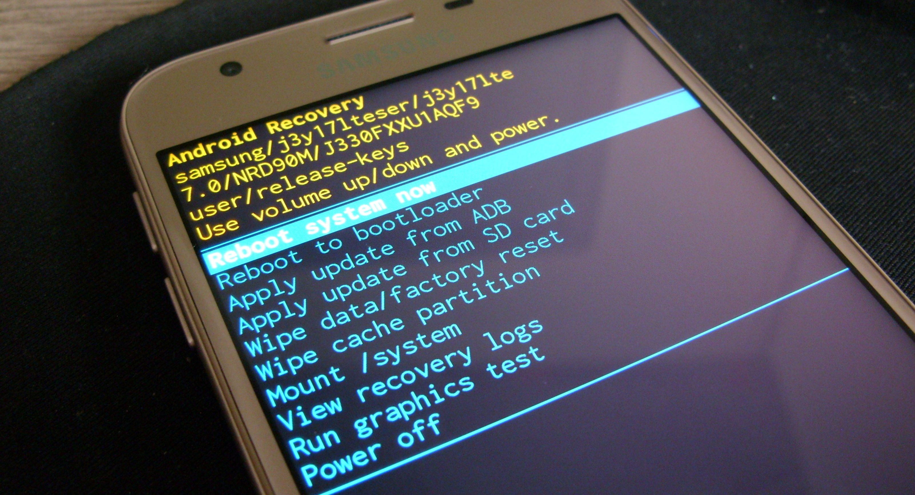 ¿Vale la pena formatear un móvil?