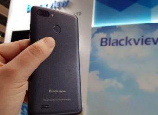 blackview a30 con android go