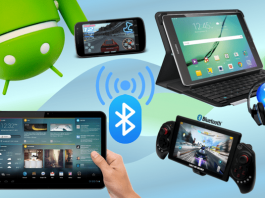 cómo activar Bluetooh en Tablet y enviar archivos 1