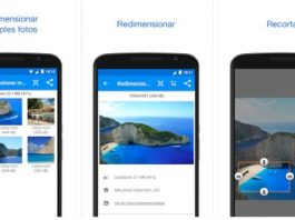 cambiar resolucion imagen android