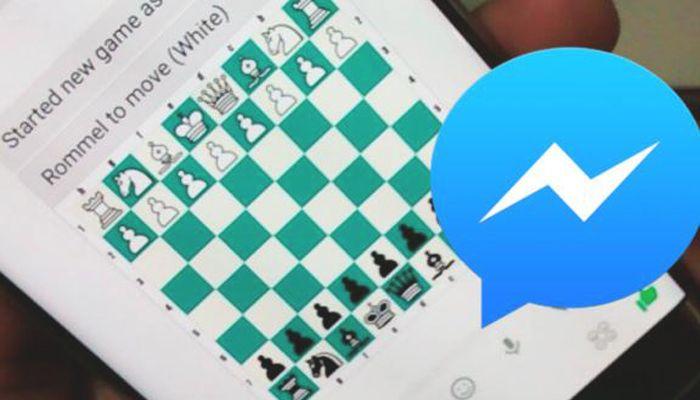 Cómo jugar en el chat de Facebook