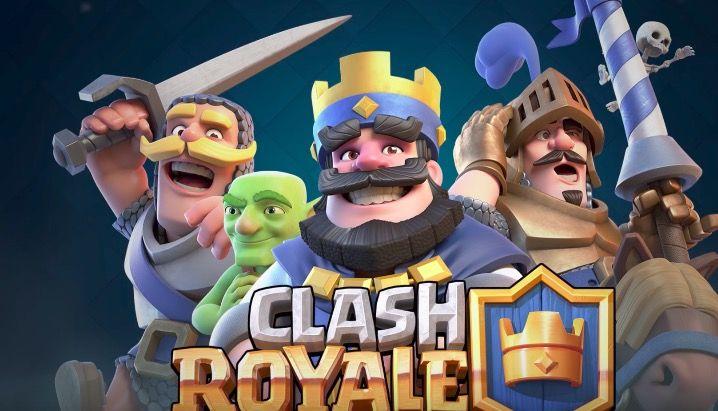 clash royale solucion problemas