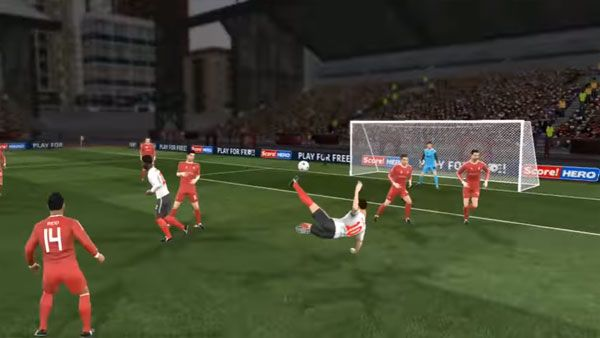 Descargar Dream League Soccer 2018 hack apk