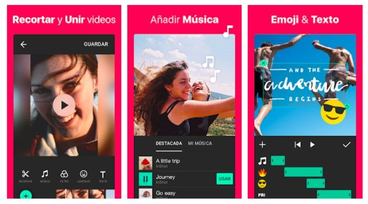 añadir música a los vídeos de Instagram en Android