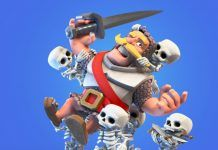 descargar Clash Royale para BlackBerry