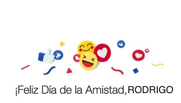 como hacer video de la amistad en facebook