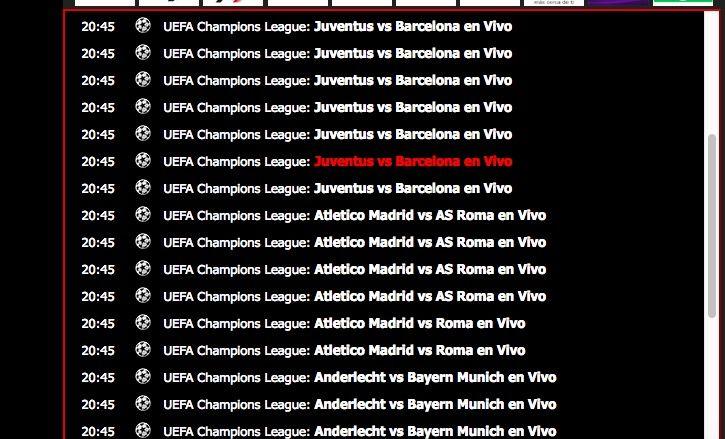Cómo ver los partidos de Champions online, gratis y en directo