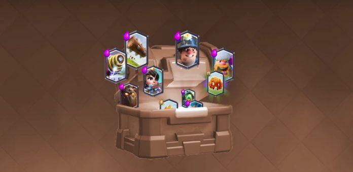 Cómo conseguir cartas legendarias en Clash Royale