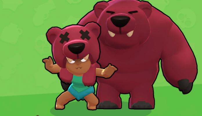 conseguir el oso en Brawl Stars