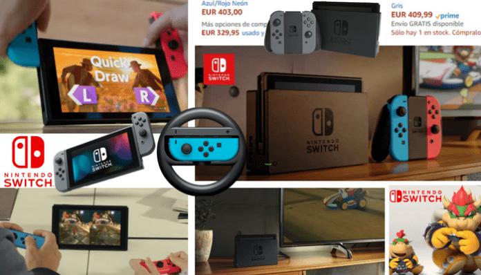 cuándo baja de precio la Nintendo Switch