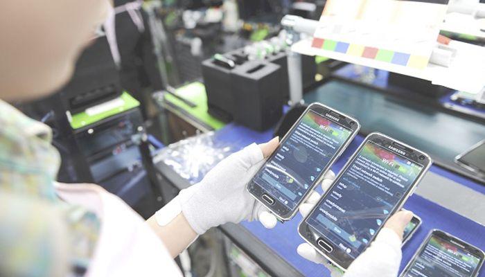 ¿Dónde se fabrican los móviles?