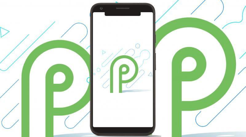 Cómo es la pantalla de bloqueo de Android P
