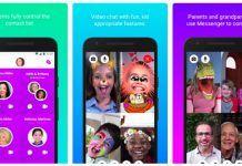 descargar Facebook Messenger Kids para Android