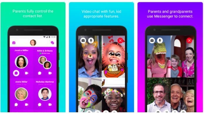 descargar Facebook Messenger Kids para Android