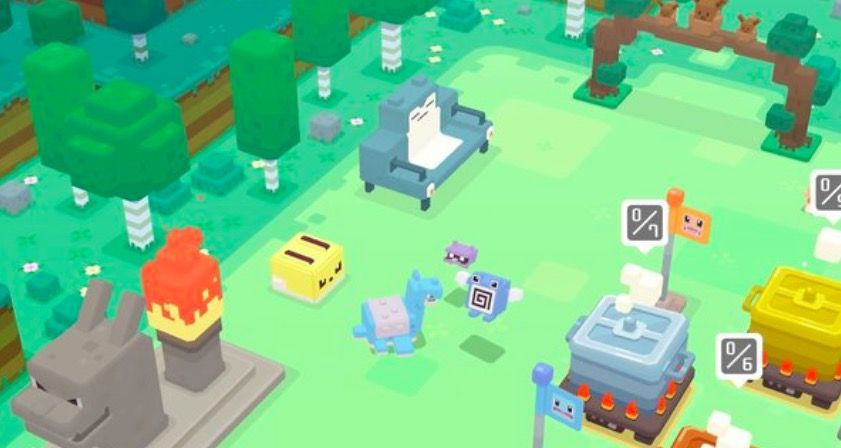 descargar Pokemon Quest para Android apk