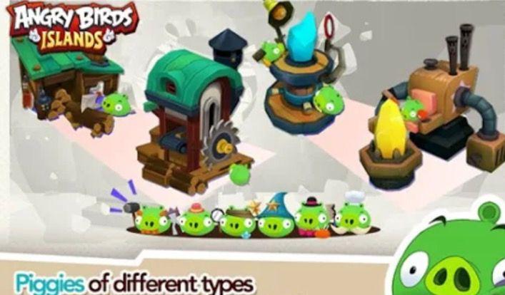 descargar angry birds islands para android