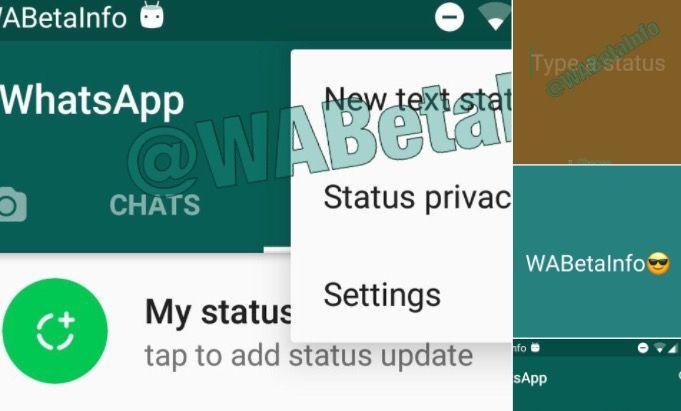 descargar whatsapp 2 17 210 apk personalizar estados fuentes colores