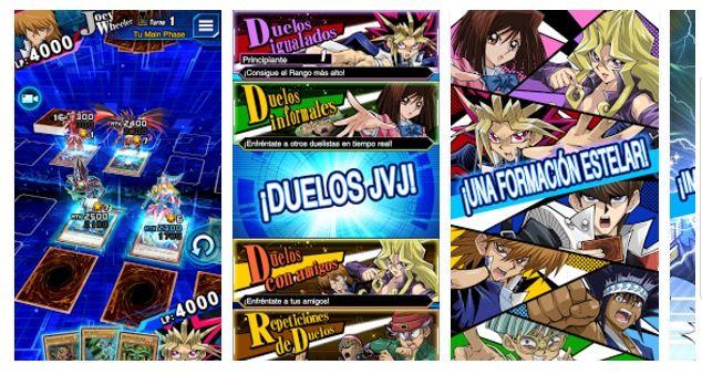el mejor juego de Yu-Gi-Oh! para Android