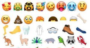 emojis whatsapp 2018