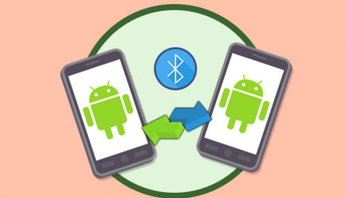 Cómo enviar aplicaciones por bluetooth en Android