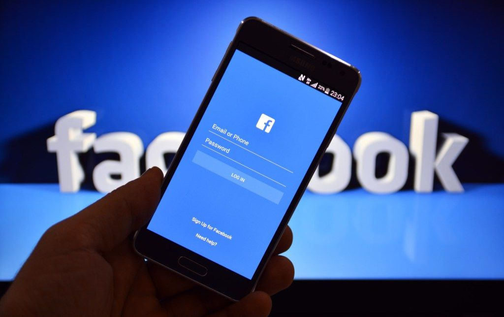 enviar un audio por Facebook en Android