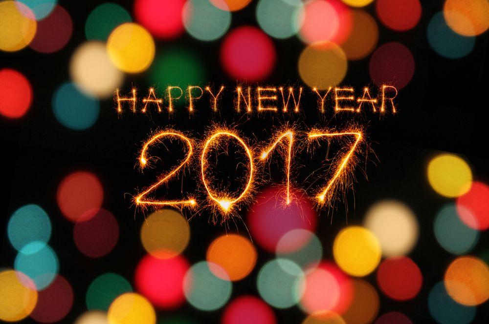 Felicitaciones de Año Nuevo para WhatsApp