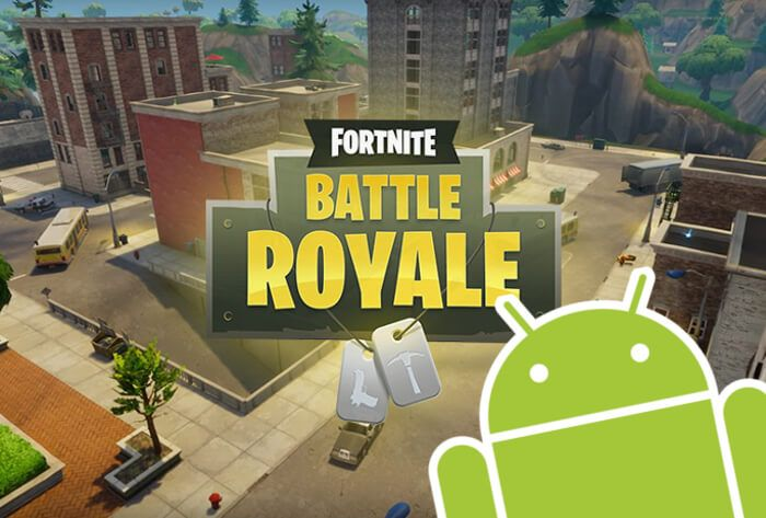 cuidado falsos APK de Fortnite para Android