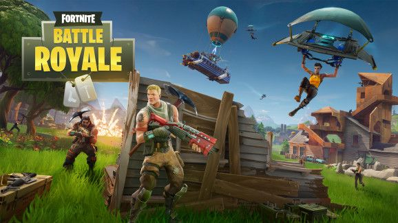 cuando llegara Fortnite Battle Royale a android