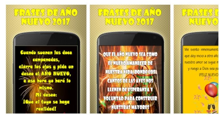 frases para felicitar ano nuevo