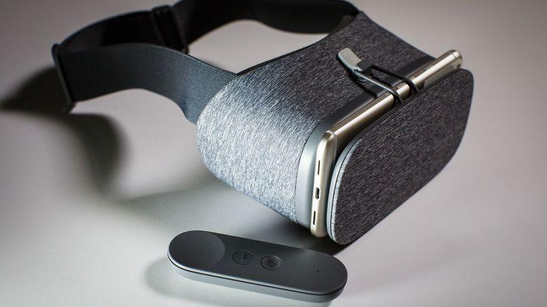 Gafas de Realidad Virtual: Las (RV) Daydream View.