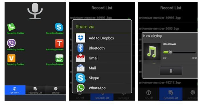 grabar llamadas whatsapp android