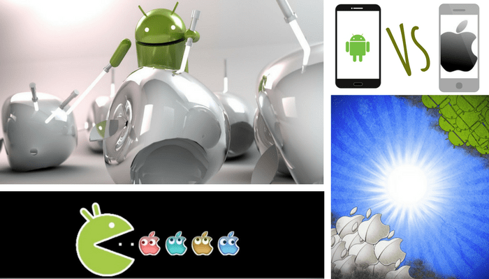 iOS no es más seguro que Android