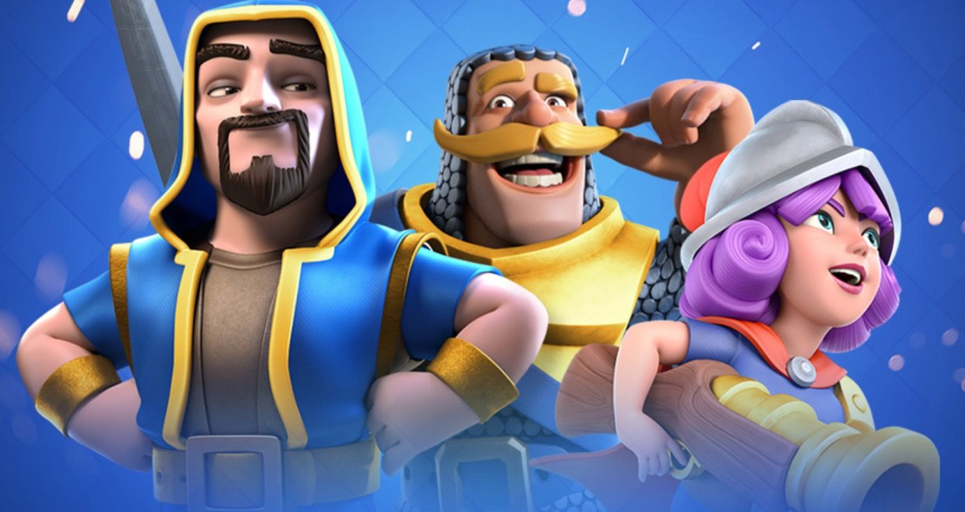 todas las insignias de Clash Royale
