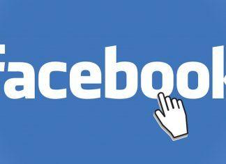 letras de colores en Facebook