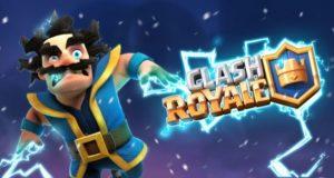 mazos mago electrico clash royale