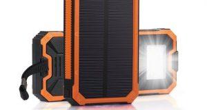 Los 10 mejores cargadores solares para móviles