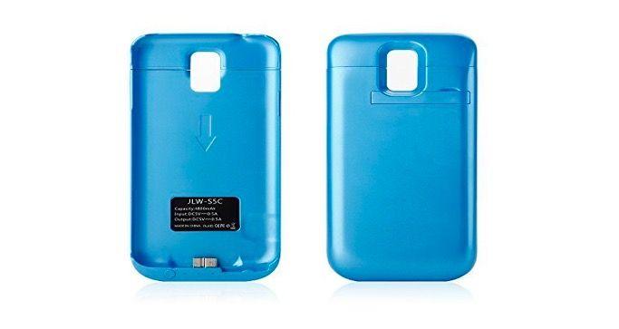mejores fundas con batería para Android
